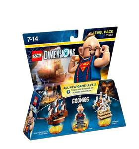 LEGO Dimensions - The Goonies Level Pack £14.99 (Amazon Prime - £17.98 non Prime)