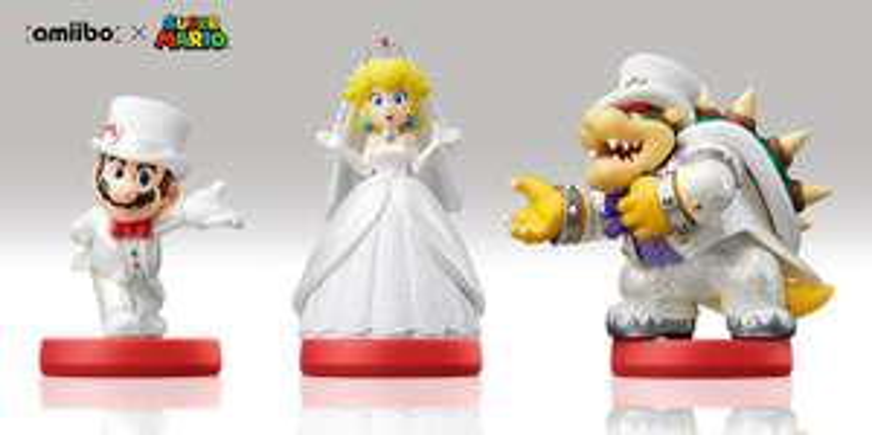 Super Mario Odyssey Amiibo's are up on to pre-order £10.99 Prime / £14.98 @ Amazon