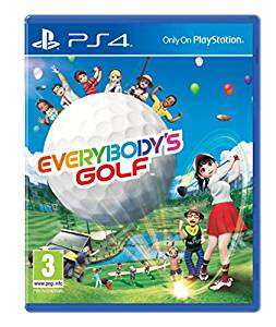Everybody's Golf PS4 - £20 instore / £22.50 del @ CEX