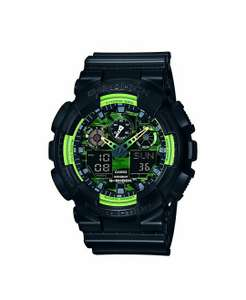 Casio G Shock GA-100LY-1AER illumi Series £69 Del @ Amazon