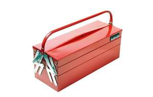Professional Cantilever Tool Box £13 [further 10% off with voucher instore see comment #1] @ Halfords