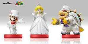 Pre-Order Mario odyssey amiibos and tiki and chrom fire emblem amiibos £14.99 @ game