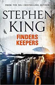 'Finders Keepers' by Stephen King hardback £2.64 Prime / £5.63 non-Prime @ Amazon