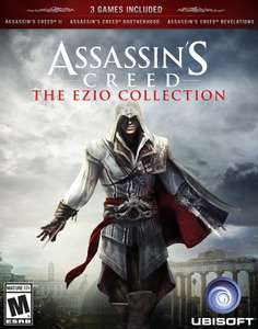 25% off Ubisoft Store e.g. Assassin's Creed Ezio Collection £11.24 / Watch Dogs 2 £17.85 / Steep £11.24 / Division £6.37 (Using Code) @ Ubi Store (Delivery charge applies for orders below £20)