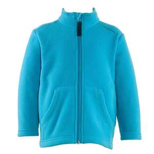 baby fleece top, size: 6 months - 49p reserve and collect @ Decathlon
