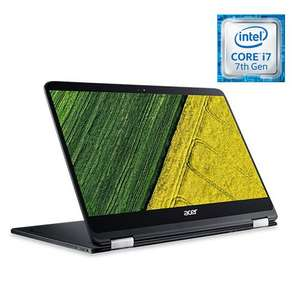 "ACER 14"" Spin 7 Convertible ultrabook TOUCHSCREEN: i7, 8GB RAM, 256 SSD (Was £1,199) Now- £899.10 - (£809 with 12% Quidco Cash back)"