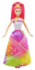 Barbie Rainbow Princess £7.99 & Free Delivery From the Official Argos Shop on ebay
