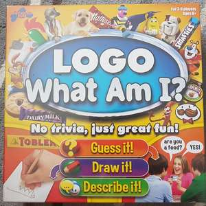 Logo What Am I Game - £12.50 instore @ Sainsbury's
