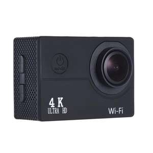 [Tomtop] GOQ V3 4K 30fps 16MP WiFi Action Sports Camera - £18.11