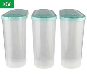 Set of 3 Cereal Dispensers - £5.99 @ Argos