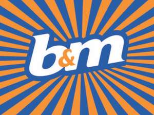 B&M sale 30/8/17 swimming pools from £0.10 and garden furniture instore