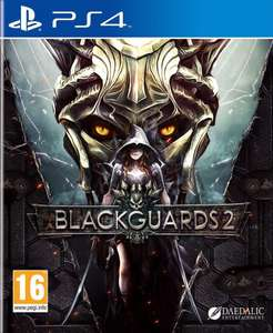 Blackguards 2 PS4/XBOX ONE. £27.99 with Prime Discount.(29.99 without) at Amazon