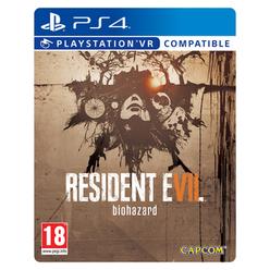 Resident Evil 7 Biohazard Steelbook Edition £34.99 @ Game