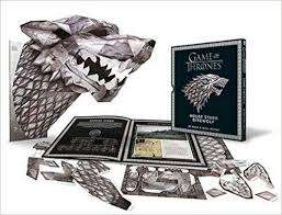 Game of Thrones 3D masks with mall mount. Free C&C £10 @ The Works