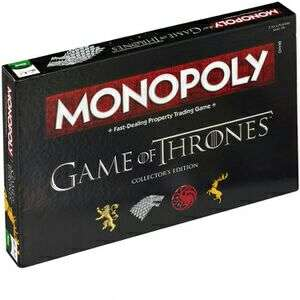 Game of thrones monopoly - £22.49 with code @ IWOOT