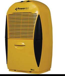 Ebac ' Powerdri ' Dehumidifier with Removable Filter 18L £99.99 ( was £219.99 ) @ Wickes C&C