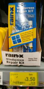 Rain X Windscreen Repair Kit £3.50 was £7 @ Asda Instore
