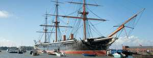 Portsmouth Historic dockyard tickets for £44 @ Picniq