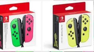 New Nintendo Switch Pink/Green JoyCons £58.99 Neon Yellow £65.99 FREE delivery - Grainger Games