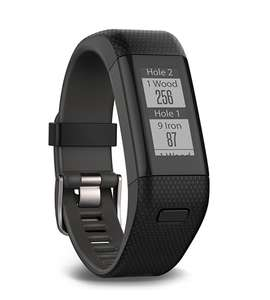 Garmin Approach X40 GPS Golf Watch and Activity Tracker - Black/Grey at Amazon for £139.99