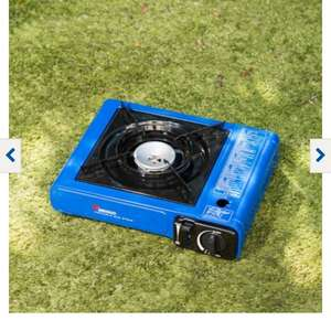 Portable Gas Stove B&M - 10p