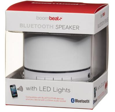 Boombeatz Bluetooth Speaker was £4.99 now £1.00 @ B&M