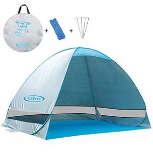 Outdoor Large Automatic Pop up Instant UPF 50+  £20.99 @ Sold by TYFung and Fulfilled by Amazon