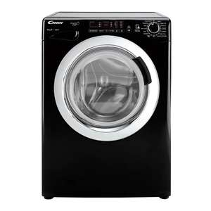 Candy Smart  A+++ 10kg 1400 Spin Washing Machine just £269 w/code [White or Black] + Free rapid delivery @ Co-op Electrical