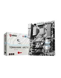 [Amazon.fr] MSI B350 Tomahawk Arctic AM4 Motherboard - £91.24 @ Amazon France
