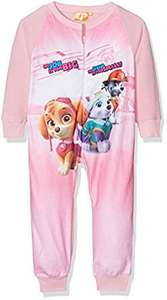 Nickelodeon Girl's Paw Patrol Big Job Jumpsuit 1-2yrs £2.55 Prime / 2-3yrs £2.83 Add On Item / Min Spend £20 @ Amazon (part of Up to 70% off DC Comics, Marvel, Disney & many more promo)