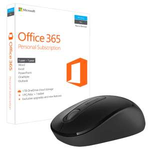 Save £40 on Microsoft Office 365 and Microsoft Mouse! - £49.95 @ John Lewis (free C+C)