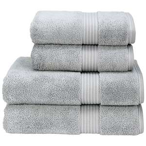 Luxury Christy Hygro Towels - only a few left but bargain prices.... bath sheet usually around £30 - £15 @ John Lewis