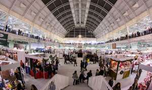 Ideal Home Show at Christmas, 22-26 November, London Olympia (Up to 53% Off) £15 for Two Tickets, plus Magazine @ Groupon