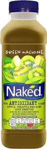 Naked Green Machine Juice Smoothie (450ml) was £2.45 now £1.50 @ Sainsbury's