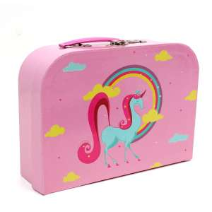Unicorn Suitcase 18 x 25 x 8 cm was £6 now £2 / Unicorn Tote Bag was £6 now £2 instore / online @ Hobbycraft (+£1 C+C for orders under £20) also Free Unicorn Crochet Pattern to Download