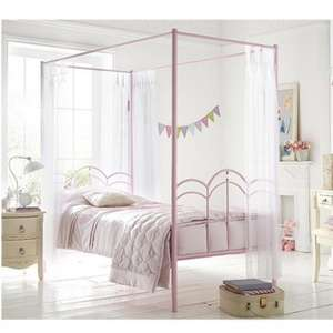 Ladybird Ruby Kids 4 Poster Bed now from £89.19 delivered @ Very
