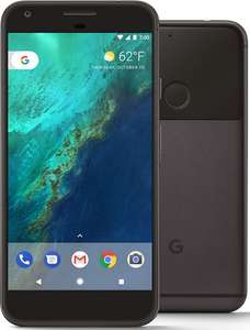 Google Pixel 128GB Quite Black - Unlimited Mins & Texts, 2GB Data for £22.99pm with £25 Upfront After Code @ Mobiles.co.uk