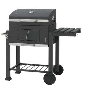 Tepro Toronto Trolley Grill Barbecue - Black - Was £149.99 - Now £80 - Amazon