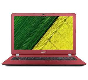 Acer Aspire 15.6 Inch i3 8GB 256GB SSD Laptop - Red (Argos) for £429.99