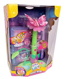 Little Live Pets Butterfly Garden Flutter Wings - £7.60 @ Tesco