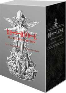 Death Note (All-in-One edition) Manga collection £19.04 @ Amazon