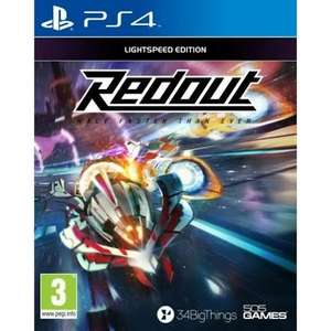 Redout lightspeed edition(ps4 xbone) £25.99 @ 365Games