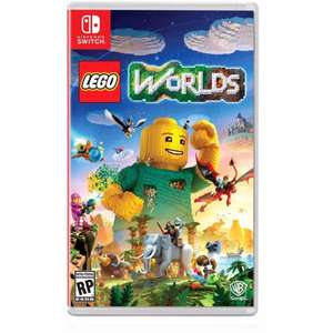 Lego Worlds (Switch) £25.79 Delivered (Preorder) @ Funboxmedia via eBay