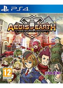 Aegis of Earth: Protonovus Assault (PS4) £7.95 @ base.com