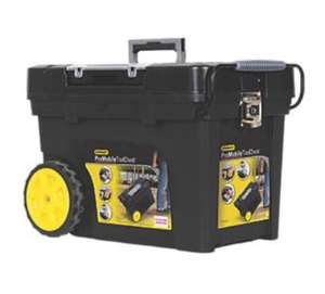 Stanley Pro Mobile Tool Chest £29.99 @ Screwfix