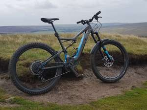 Specialized turbo levo expert fsr ebike  bike - £3,649 @ Rutland Cycling