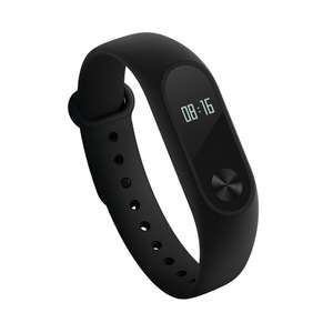 Original Xiaomi Miband 2 OLED Display Heart Rate Monitor Bluetooth Smart Wristband Bracelet £14.87 - Banggood