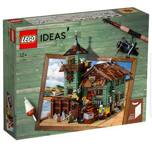 LEGO Ideas old fishing store now available @ John Lewis - £139.99