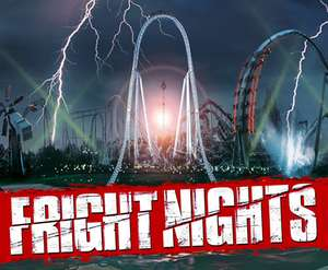 Book an Online Ticket to Selected Horror Movies & Get 2 for 1 tickets to Fright Nights at Thorpe Park Resort @ Odeon