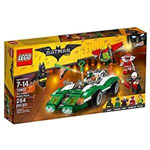 LEGO Batman Movie sets less 40 per cent riddler £17.99 RRP £ 29.99 - Amazon Prime Exclusive